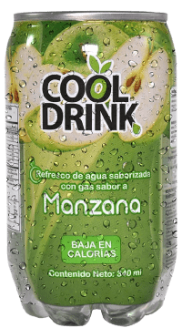 Manzana Verde COOL DRINK